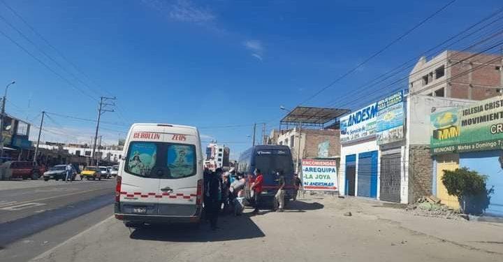Arequipa: Choferes que incumplan cerco epidemiológico recibirán multa de S/ 4.400