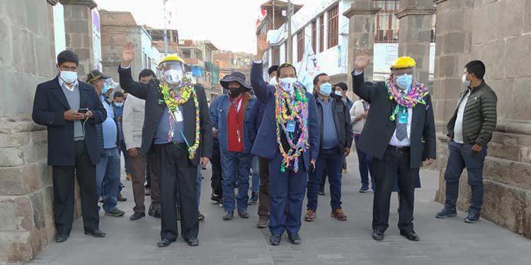 La UNA Puno tiene nuevo rector, elecciones dieron como ganador al movimiento Nueva Idea