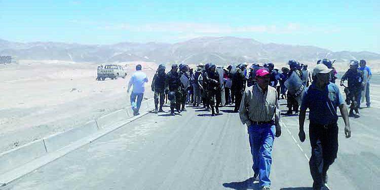 Apelan medida cautelar que favorece a Ampaca para detener tráfico de terrenos