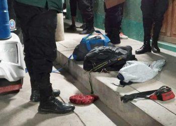 Puno: capturan a ladrones tras robar 500 soles de una botica a mano armada