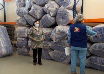Bienes de ayuda humanitaria estaban mal inventariados en almacenes del GR