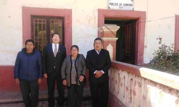 Beneficencia Pública de Huancané cumplió 26 años de servicio público