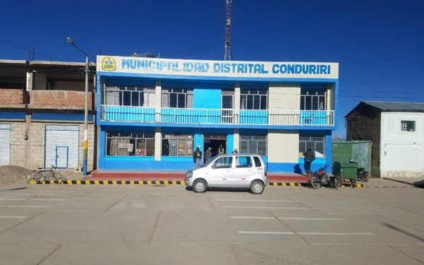 Contraloría advierte que no presentaron rendición de cuentas en Tilali y Conduriri
