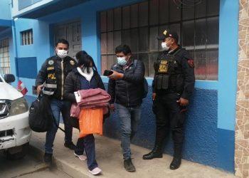 """Desarticulan la organización criminal enquistado en el Poder Judicial """"Los Ladinos del Altiplano"""""""