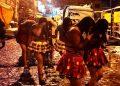Hallan 50 damas de compañía en un club nocturno del centro poblado La Rinconada