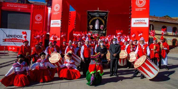 Gobernador regional pide unidad a los congresistas electos por Puno en este periodo
