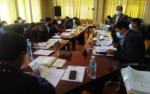Emiten acuerdo regional para iniciar acciones legales contra Moquegua por límites territoriales