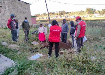Puno: liquidan obra de agua potable y saneamiento básico sin concluirla