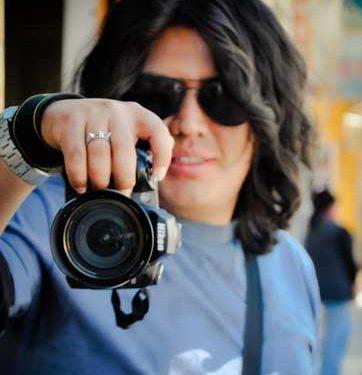Fotógrafo espera crear un pequeño registro de los acontecimientos sociales y culturales