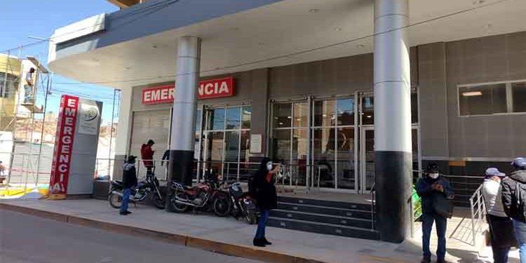 Madre de familia en coma tras presunta negligencia médica en Clínica Americana de Juliaca