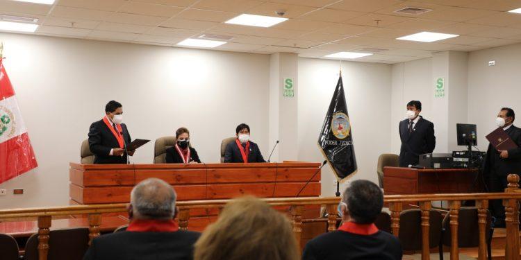 Presidenta del Poder Judicial, habló sobre medida cautelar frente a la elección de los magistrados del TC