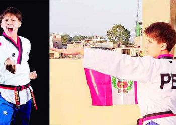 Mistiano Rodrigo Subauste gana medalla de plata en World Taekwondo Challenge II