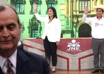 Montesinos intentó asesorar a Keiko Fujimori para debate con Pedro CastilloMontesinos intentó asesorar a Keiko Fujimori para debate con Pedro Castillo