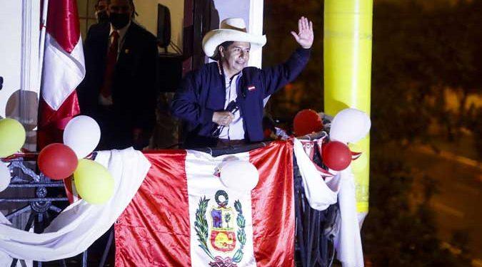 Mandatarios del mundo saludan proclamación de Castillo como presidente de Perú