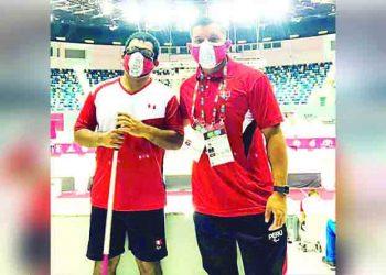 Parajudoca arequipeño Freed Villalobos clasificó a Juegos Paralímpicos de Tokio
