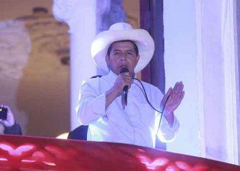 Pedro Castillo se solidariza con cubanos y considera que bloqueo es inhumano