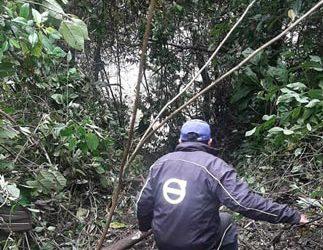 Dos personas desaparecen en el río Inambari tras sufrir accidente de tránsito