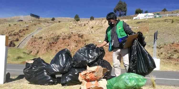 Puno: Recolección de residuos sólidos alcanza las 22 toneladas por día