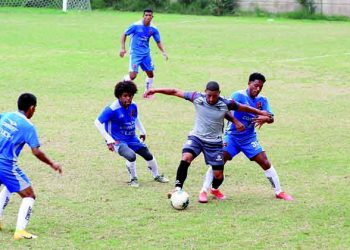 'Rojinegros' se ponen a punto y juegan un último amistoso antes de debutar la Fase 2