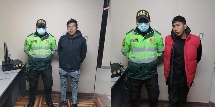 Detienen a sujetos que despojaron de su vehículo a miembro de la Policía