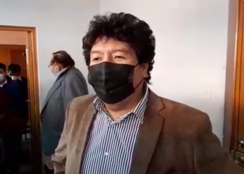 Cuestionan designación de Jorge Sotomayor como director de la DIRESA Puno