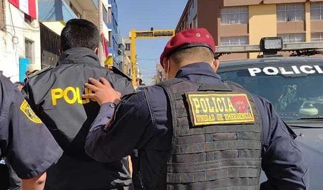 Tres policías serán investigados por el Ministerio Público por violencia familiar