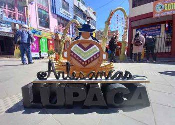 """Siete asociaciones de la cooperativa Lupaca asistieron a la """"V Expoferia"""""""