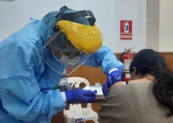 Desde el 02 de agosto iniciará la vacunación a personas mayores de 50 años en Puno