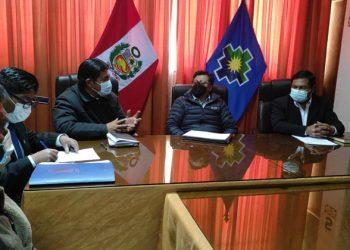 Comuna puneña rechaza modificación presupuestaria del hospital regional MNB