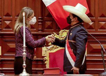 Terruqueo y vacancia presidencial en los primeros días de gobierno de Castillo