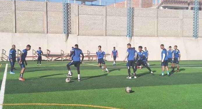 Alfonso Ugarte inició entrenamientos de pretemporada en la ciudad de Tacna