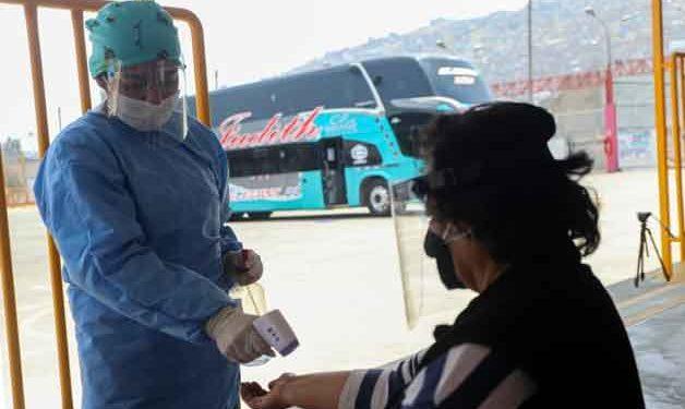 Disposiciones sanitarias de transporte terrestre se mantienen en vigencia
