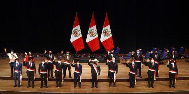 Un gabinete para todos que aspira a trabajar por los peruanos de las regiones del Perú