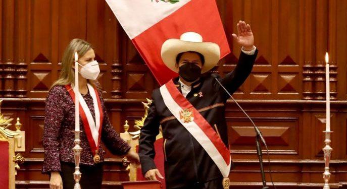 Perú libre pierde la presidencia de la comisión de constitución en el congreso
