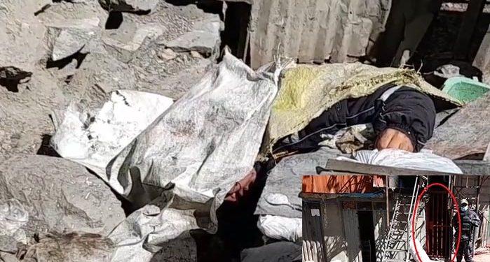 Ladrones acribillaron a minero en angosto pasaje del centro poblado La Rinconada