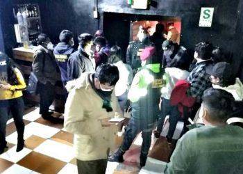 Intervienen discoteca que atendía en espacios angosto y sin ventilación