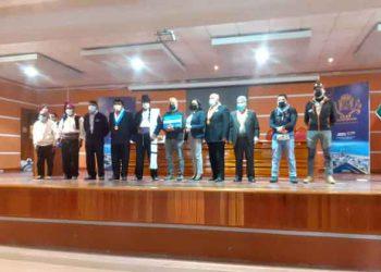 """El Titanic del Titicaca"": promesa audiovisual puneña fue presentada ayer"