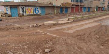 Vecinos de la Urb. Señor de los Milagros II etapa reclaman asfaltado de calles