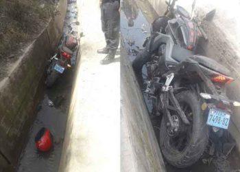 Ladrón se accidenta luego de hurtar moto lineal en el parque Carácter