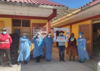 Dirección Regional de Salud continuará con inmunizaciones a contra la Covid19