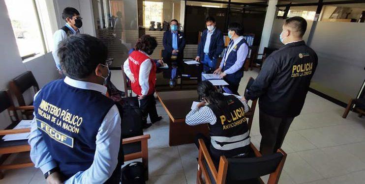 Fiscalía investiga a gobierno regional y municipalidad por caso Jardín del Colca