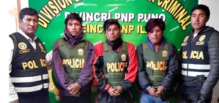 Dictan cadena perpetua a sujetos que violaron y asesinaron a una menor en Yunguyo