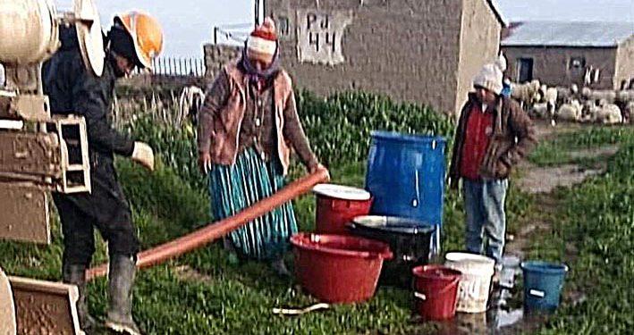 Este mes la tarifa por el consumo de agua potable se incrementará en 3.79%