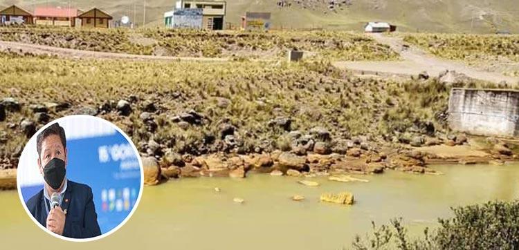 Bellido debe priorizar plan de remediación para cuenca Llallimayo en su visita a Melgar