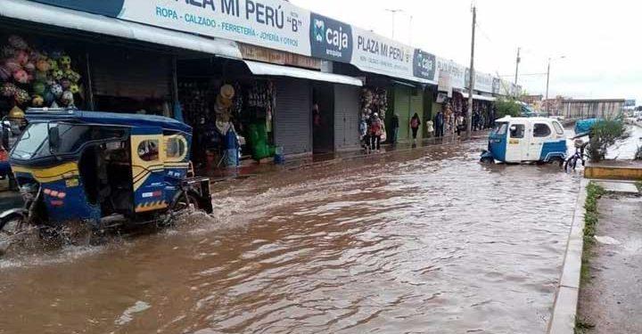 En siete años el drenaje pluvial de Juliaca sólo heredó perjuicios económicos y sociales