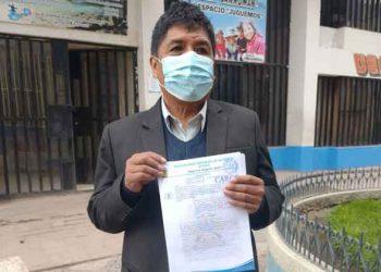 Iniciarán proceso judicial a artesanos por ocasionar destrozos en cerco perimétrico