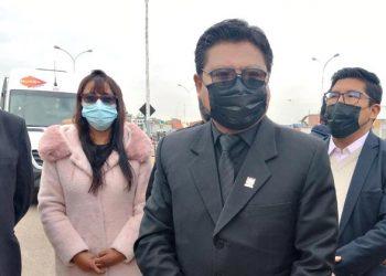 Gobernador alegó que la pandemia no lo dejó trabajar ni realizar gasto presupuestal