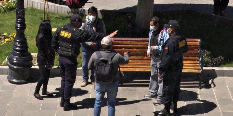 Entidades emprenden campaña para denunciar los casos de acoso callejero en Puno