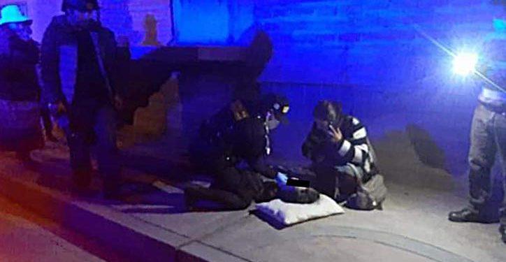 Mujer sobrevivió tras caer del tercer piso de su vivienda en circunstancias inciertas