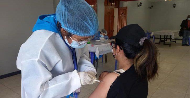 Campaña de vacunación a adolescentes mayores de 16 años inicia hoy en la región Puno